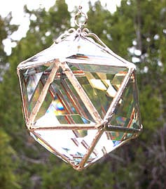 The cosmic, celestial Crystal Orb