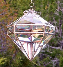 This Gem style Water Prism looks like a giant jewel