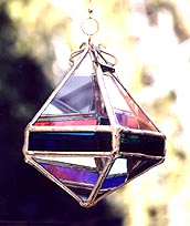 Jewel tones flash and shine in this Water Prism