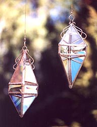 Water Prisms Pendant 5 Bevel and Pendant 6 Bevel