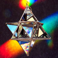 Star of David Water Prism