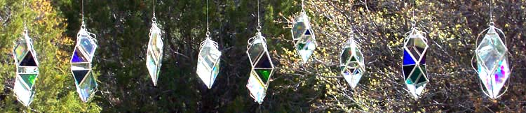 Click to View the Diamond shapes at WaterPrisms.com