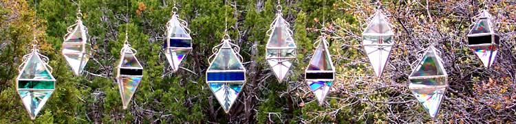 Click to View the Pendant shapes at WaterPrisms.com